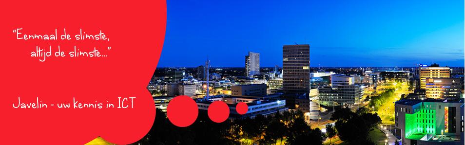 Werken in de cloud | Systeembeheer | Javelin ICT Eindhoven