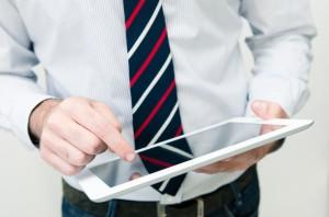 Tablet van de zaak kostbaar | Tablet beheer | Javelin ICT Eindhoven
