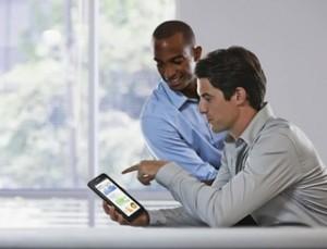 Tablet-gebruik in bedrijf | Javelin ICT Eindhoven