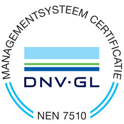 NEN 7510 certificering behaald door Javelin ICT